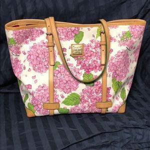 Dooney & Bourke Floral Tote